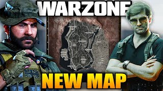 Call of Duty Warzone: The Secret New Map Coming To Warzone!