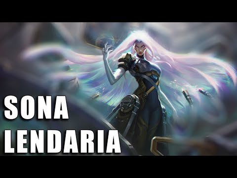 Sona PsyOps - League of Legends (Completo)