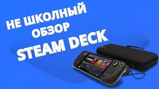 Консоль STEAM DECK - Железо / Характеристики / Цена / Дата выхода /Обзор