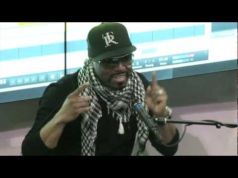 PreSonus: Teddy Riley at NAMM 2013