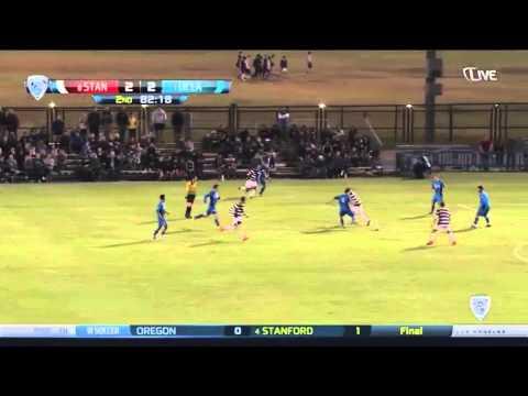 Corey Baird Freshman Year at Stanford - YouTube