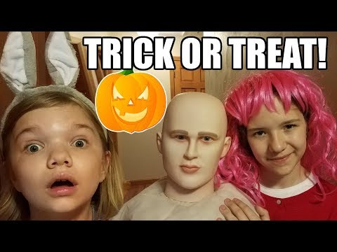 50 Types of Trick Or Treaters on Halloween!