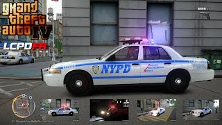 GRAND THEFT AUTO IV - LCPDFR - EPiSODE 37 - (NYPD HIGHWAY PATROL) UNTIL SAPDFR/ LSPDFR