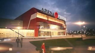 Arena Centar - Novi Centar Zagreba