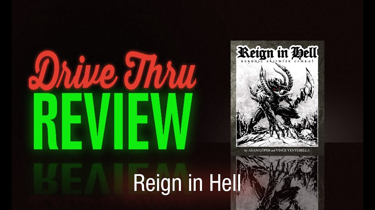 Reign in Hell Review