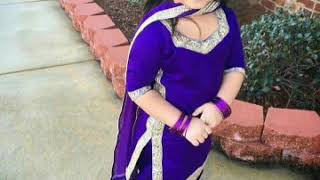 Patiala Punjabi suits collection for little girls...