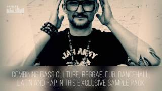 DJ Vadim Sample Pack - The Dubatcher Loops