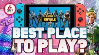 Is The Switch The Best Way to Play Fortnite Season 7.. In OUR Opinion?