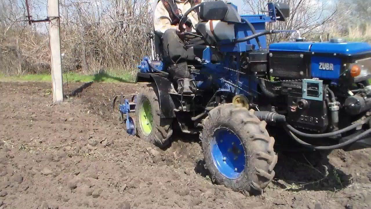 Мини - тракторы: сфера применения и преимущества
