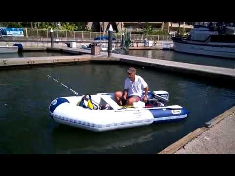 Powertec 330 Boat