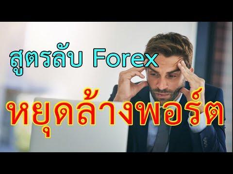 เทคนิคการเทรด Forex ทำยังไงไม่ให้ล้างพอร์ต ด้วยการบริหารพอร์ตเงินทุน (สูตรลับ Forex)
