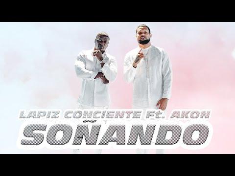 Lapiz Conciente Ft. Akon – Soñando (Video Oficial)