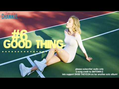 "Free Download [audio] Taeyeon ""good Thing"" - ""why"" The 2nd Mini Album Mp3 dan Mp4"