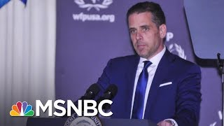 hunter-biden-step-board-chinese-firm-father-elected-msnbc
