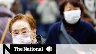 SARS-like virus spreads outside China