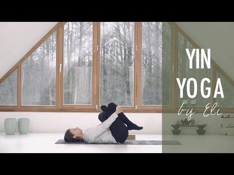 Yin Yoga   YOGA By Eli