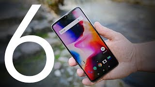 OnePlus 6 Review - Near Excellent $529 Smartphone... Again