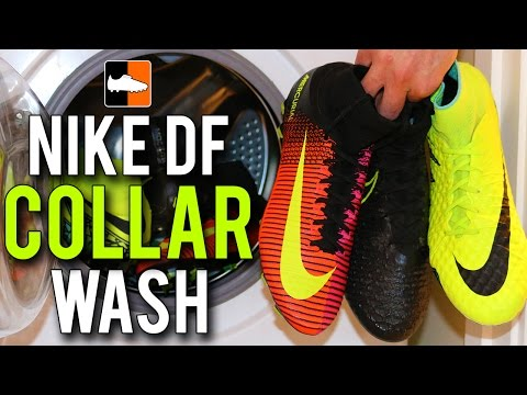 What happens when Collar Boots go in Washing Machine? Nike Superfly, Hypervenom & Magista Cleats