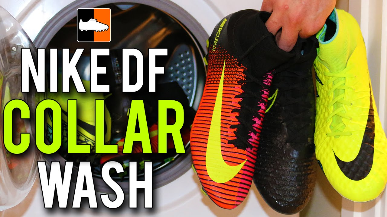 37da0c76c What happens when Collar Boots go in Washing Machine  Nike Superfly ...