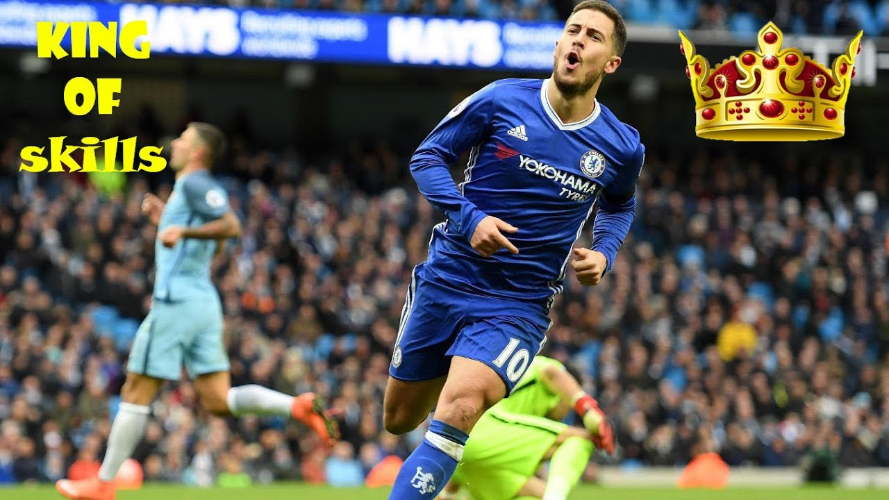 Download Eden Hazard 2016/2017● Dribbling Skills, Assists & Goals ● FULL HD