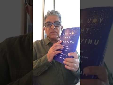 Can Computers, AI, Machine Learning develop consciousness eventually? Deepak Chopra, MD