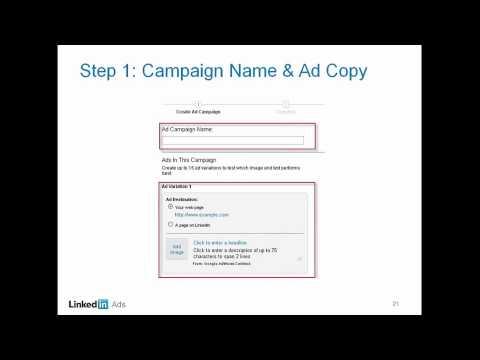 LinkedIn Ads | Getting Started
