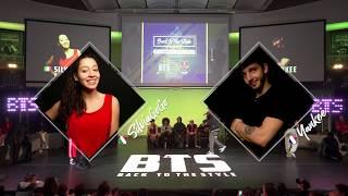 BTS 2019 \\ Locking 1/2 Final • Silvia (Ita) vs Yankee (Fra)