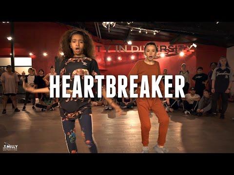 Michael Jackson - Heartbreaker - Choreography by Misha Gabriel & Maho Udo - Shot by @timmilgram