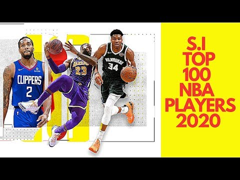 Sports Illustrated Top 100 Nba Players 2020 Part 2 Youtube