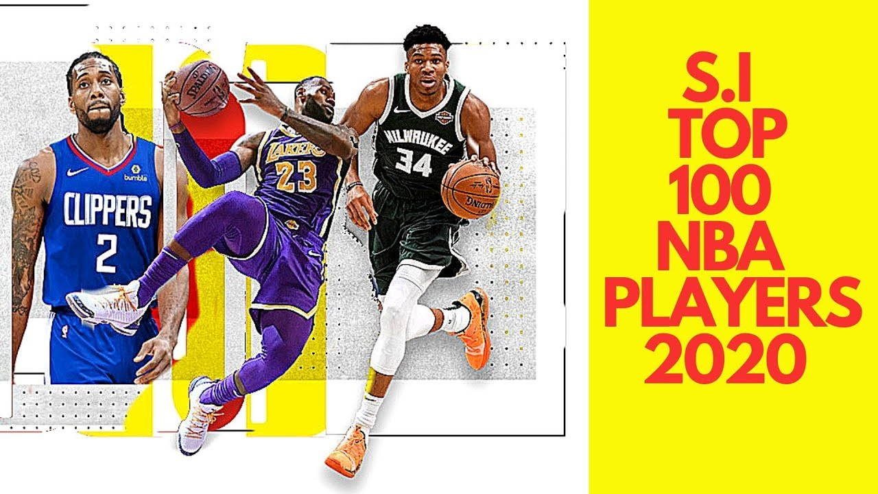 Sports Illustrated Top 100 Nba Players 2020 Part 2