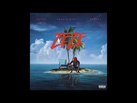 Kodak Black - ZEZE ft. Travis Scott & Offset (Instrumental)