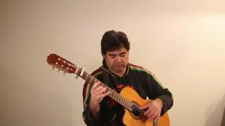 Careless Whispers fingerstyle guitar