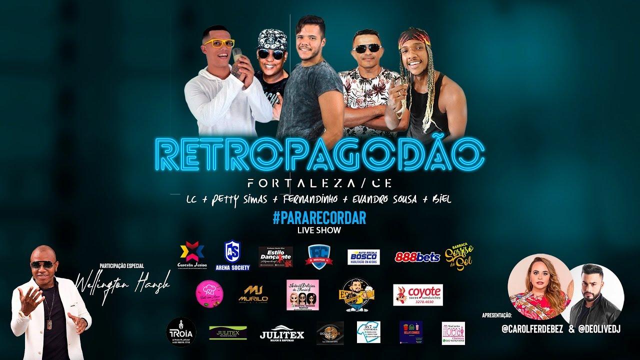 RETROPAGODÃO FORTALEZA/CE