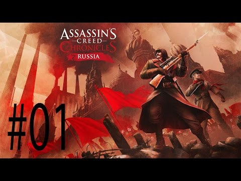 Assassin's Creed Chronicles Russia #01 - Krieg in Russland - [ Deutsch | Gameplay | Let's Play ]