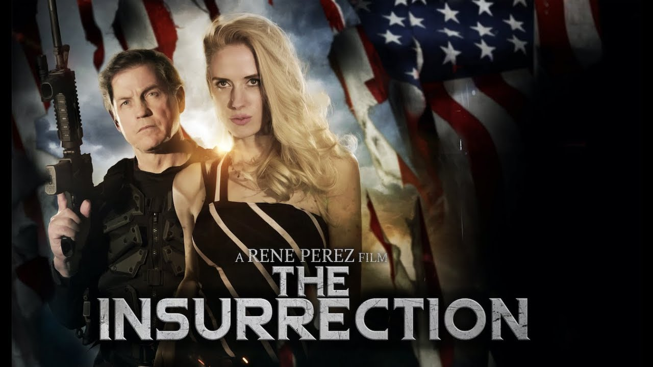 The Insurrection - movie trailer (available now on Amazon Prime Video)
