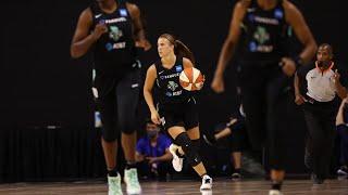 Sabrina Ionescu WENT CRAZY! 33-7-7 Vs Dallas Wings Full Game Highlights - 07.29.20 | WNBA 2020