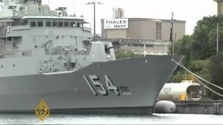 Australian navy in drug scandal - Asia-pacific - Al Jazeera English.flv