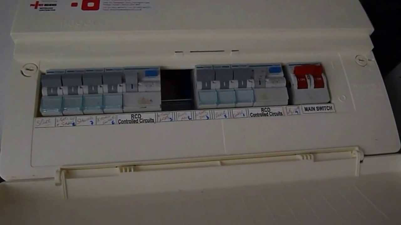 Does Your Electricity Keep Tripping Off Some Simple Tips To Fix It Old Style Push Button Fuse Box Youtube