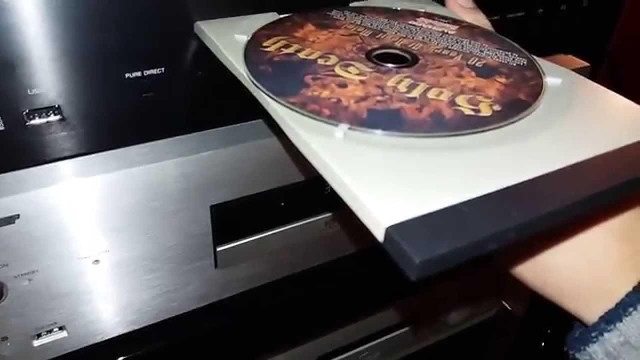 szuflada w yamaha cd s700 youtube. Black Bedroom Furniture Sets. Home Design Ideas