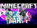 Майнкрафт Мини Игры Block Party