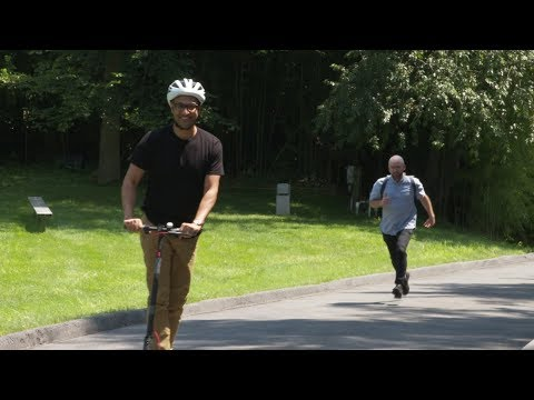 Scooter Safety 101   Consumer Reports