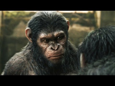 Dawn Of The Planet Of The Apes Becoming Caesar