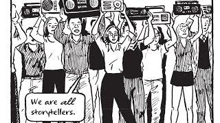 The New Masters of Radio with Roman Mars, Glynn Washington and Jessica Abel