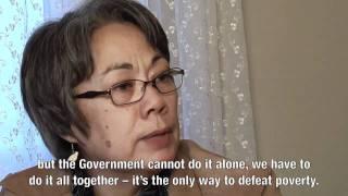 Nunavut Poverty Address