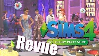 Review The Sims 4 Soirée de Luxe