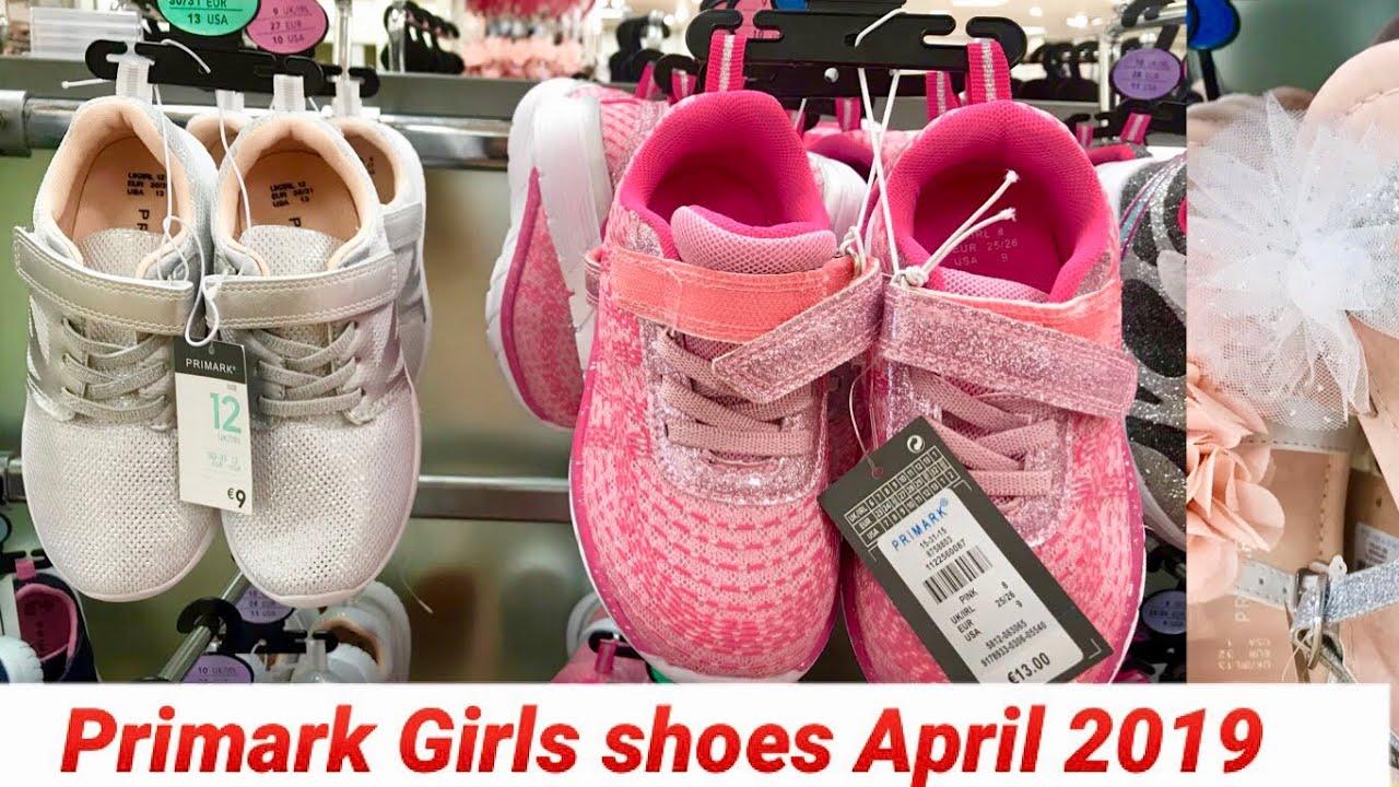 f261d1ebc170 Primark Girls Shoes April 2019 Collection M Primark Lover - YouTube