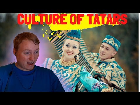 Who are the tatars? | Largest ethnic minority in Russia - Reaction!!