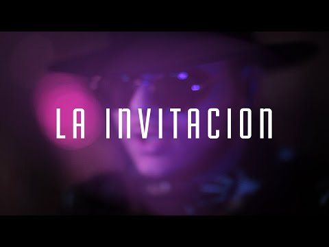 Jhoni The Voice - La Invitación (Official Video Letra)