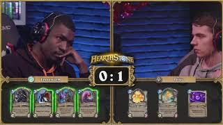 [Hearthstone]TerrenceM vs Thijs - SeatStory Cup VIII Group G Losers Match