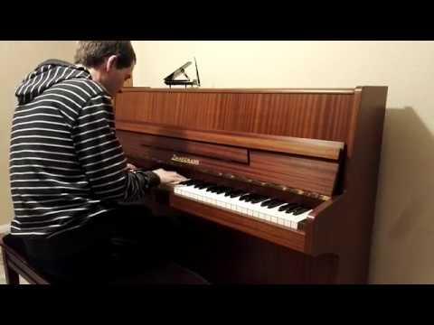 Giant - Calvin Harris, Rag n Bone Man - Piano Cover